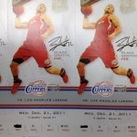 Clippers Tickets 2011-2012