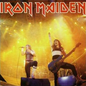 Iron Maiden Verizon Wireless Amphitheatre