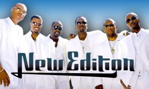 New Edition Nokia Theater