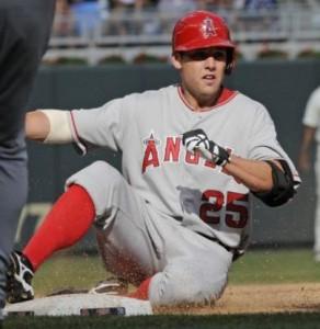 Peter Bourjos Los Angeles Angels