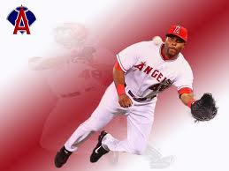 Torii Hunter Los Angeles Angels