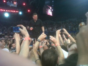 Bruce Springsteen Los Angeles Sports Arena