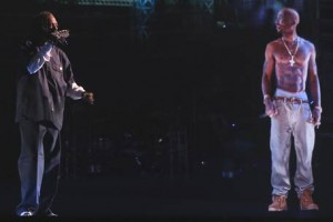Tupac at Coachella Festival