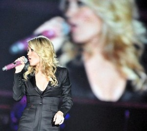 Carrie Underwood 2012 Fall Tour