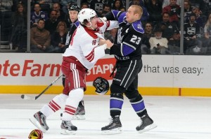 Kings Vs Coyotes