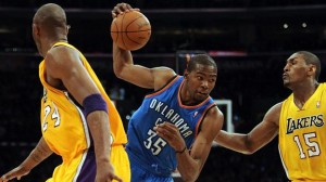 Lakers Vs Thunder Game One