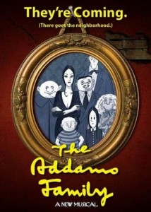Addams Family the Musical at the Pantages Theater now