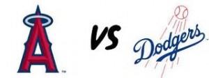 Angels Vs Dodgers