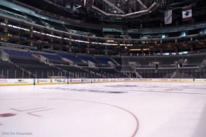 Staples Center Glass Seats