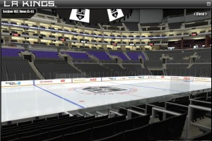 Staples Center Sec 102