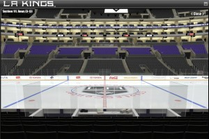 Staples Center Sec 111