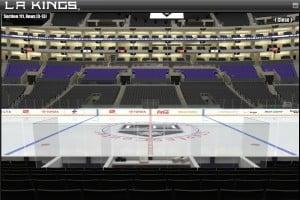Staples Center Sec 111
