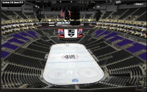Staples Center Sec 310