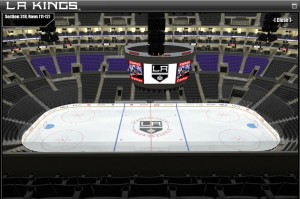 Staples Center Sec 318