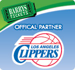 Clippers Official Partner Barrys Tickets