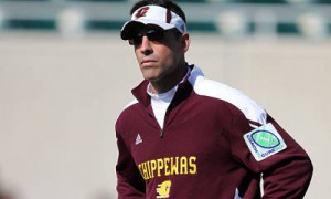 Dan Enos Central Michigan