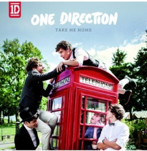 One Direction New Album Cover