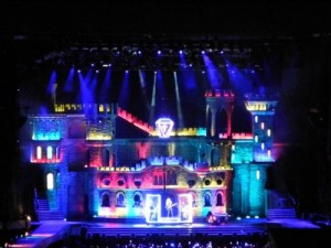 Lady Gaga Born This Way Ball Staples center