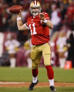Alex Smith San Francisco 49ers