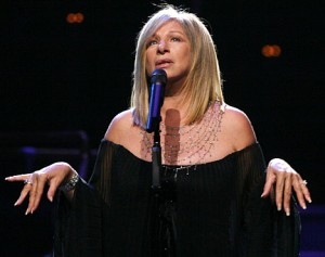 Barbra Steisand Review of NY Concert