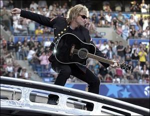 Bon Jovi Staples Center Los Angeles