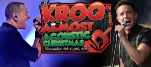 Kroq Acoustic Christmas Tickets