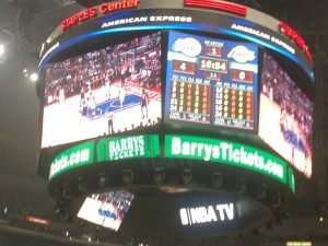 Clippers Barrys Ticket Service