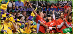 Clippers Vs Lakers Staples Center
