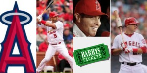 LA Angels Tickets