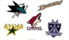 NHL Pacific Division