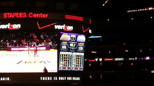 Clippers dominate Lakers Staples Center