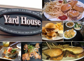 The Yard House Restaurant