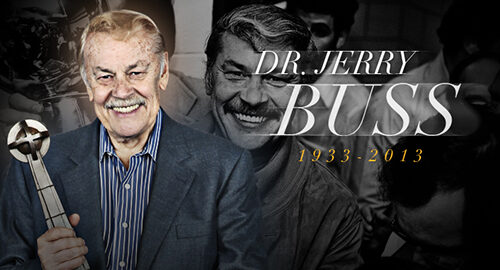Jerry Buss should get a statue at STAPLES Center