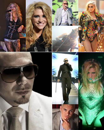Pitbull Ke$ha Live in Concert