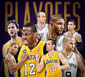 Lakers Vs Spurs Playoff Tickets
