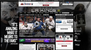 Los Angeles Kings Official Website