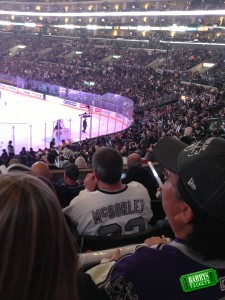 LA Staples Center Kings Game