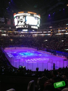 Staples Center Kings Game