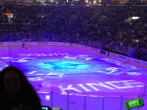 Staples Center LA Kings Game