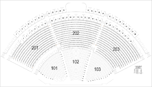 Vina Robles Amphitheatre Seating Chart