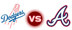 LA Dodgers Vs Atlanta Braves