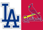 NLCS Dodgers Vs Cardinals