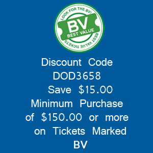 Save $15.00 On Dodgers Tickets