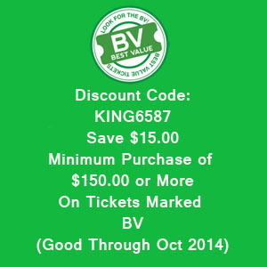 Save $15.00 On LA Kings Tickets