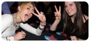 Miley cyrus meet and greet tickets for her concert tour meet miley cyrus m4hsunfo