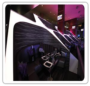 Staples Center San Manuel Club VIP Booth
