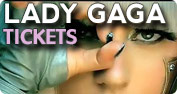 Tickets for Lady Gaga