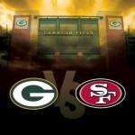 SF 49ers Vs Packers