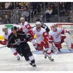 Kings Vs Red Wings