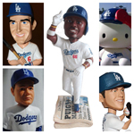 2014 Dodgers Bobbleheads